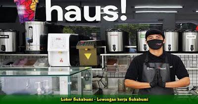 Lowongan Kerja  Haus! Indonesia Sukabumi 2021