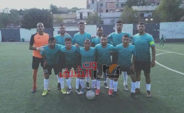 فريق شباب عين مران  يحافظ على ريادة بطولة الجهوي الثاني
