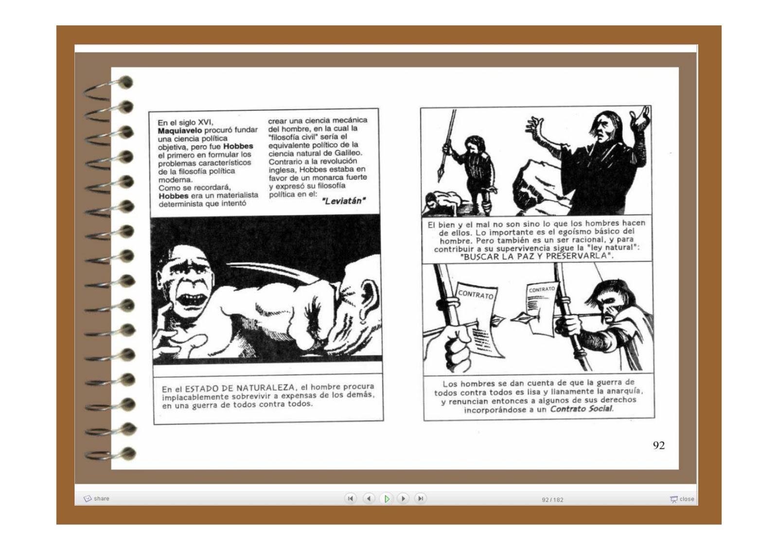 Historia De La Filosofia Curs 20 Hobbes I Locke