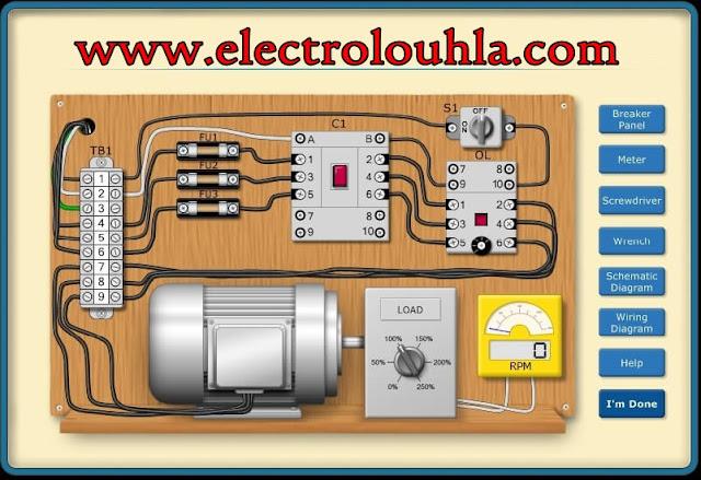 تحميل كتاب يشرح طريقة التعامل مع  برامج  لرسم الدوائر الكهربائية والالكترونية والبنوماتيكية