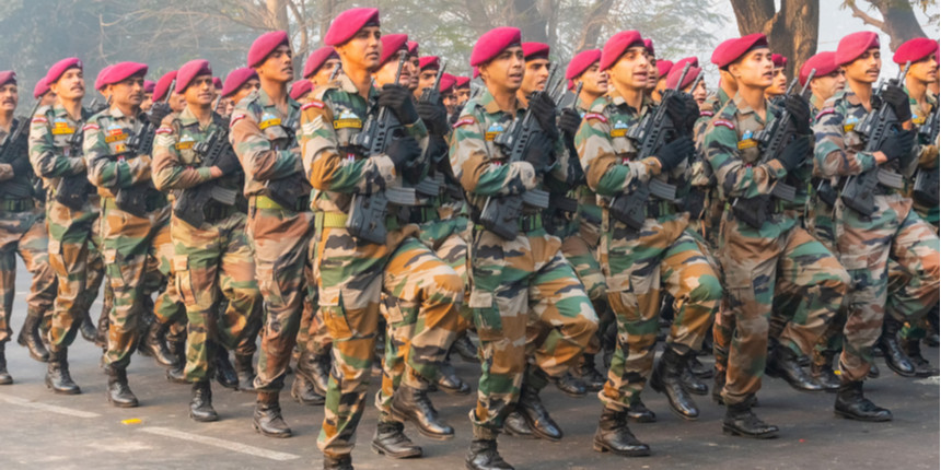Indian Army Recruitment 2021: भारतीय सेना में निकली अफसर पदों की भर्ती, आज ही करें आवेदन