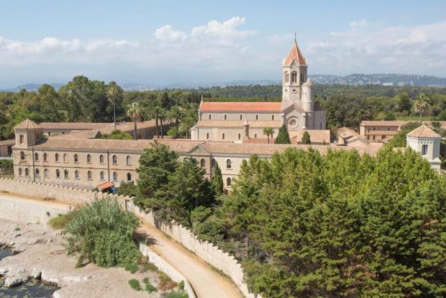 Lerins Abbey