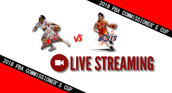 Livestream List: Alaska vs Meralco June 17, 2018 PBA Commissioner's Cup