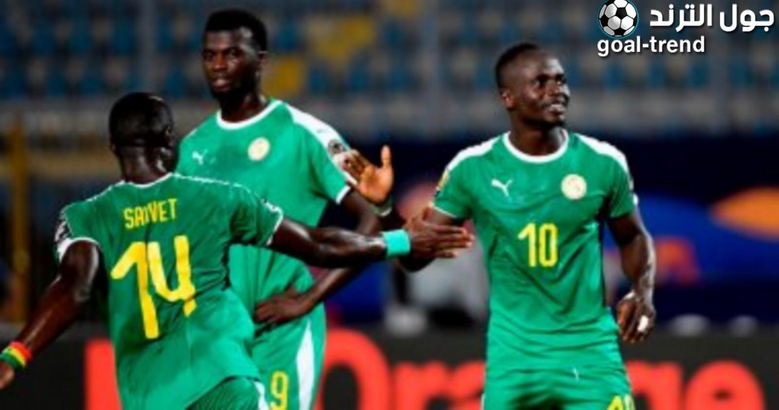 نتيجة مواجهة السنغال واوغندا في كأس امم افريقيا