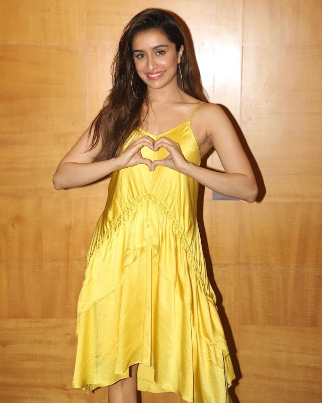 Biography of Shraddha Kapoor , Early Life , Acting Career , Age , Figure , & Personal Life