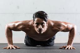 Gerakan Gym Ini Bisa di Lakukan di Rumah