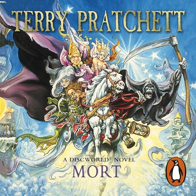 Críticas de libros: Mort de Terry Pratchett, entre el cielo y el infierno