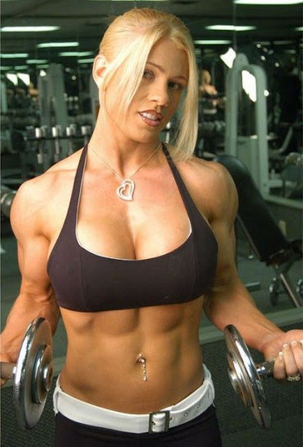 Melissa Dettwiller - Female Bodybuilders