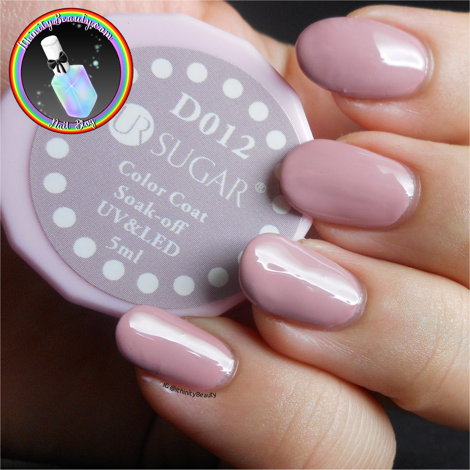 UR Sugar Color Coat Soak Off UV & LED Nail Polish Review ...