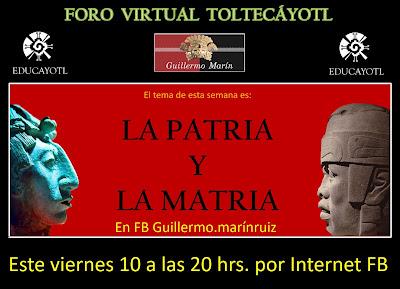 LA PATRIA Y LA MATRIA en conflicto desde 1824 en México