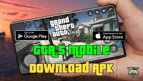 Download GTA 5 Latest Version APK for Android 2021