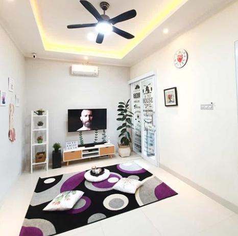22 interior ruang keluarga minimalis elegan desain modern