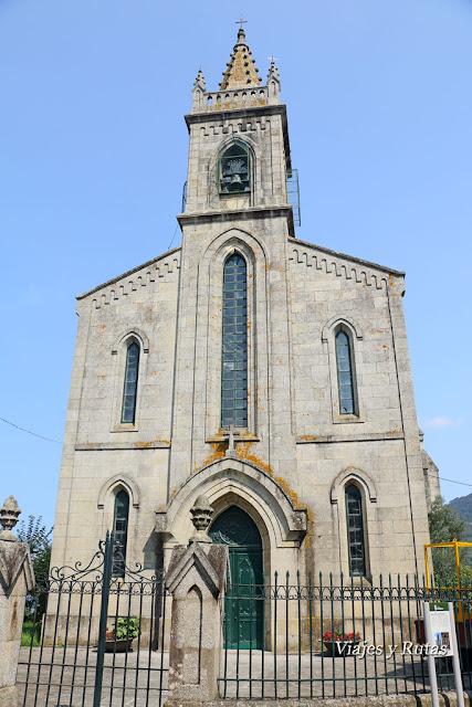 Iglesia nueva, Mondoñedo