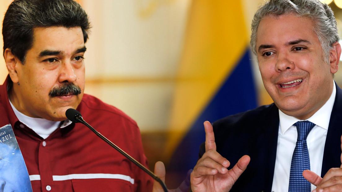 Maduro: que Colombia tiene planes de asesinarlo el día de las elecciones