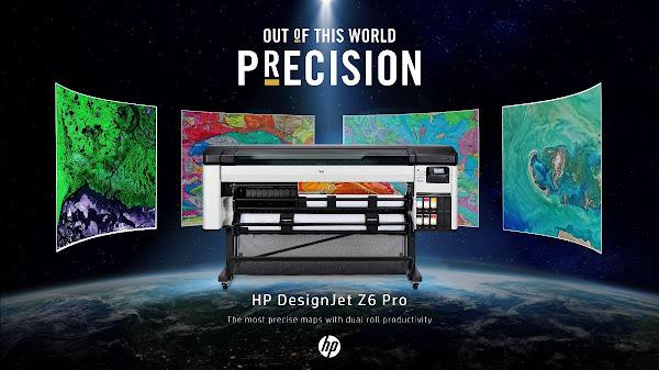 HP apresenta a nova DesignJet, para uma Qualidade de Impressão Ímpar e Garantia de Segurança