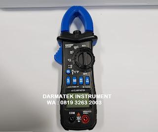 Darmatek Jual DEKKO CM-600T Digital Clamp Meter/Tang Ampere 600A