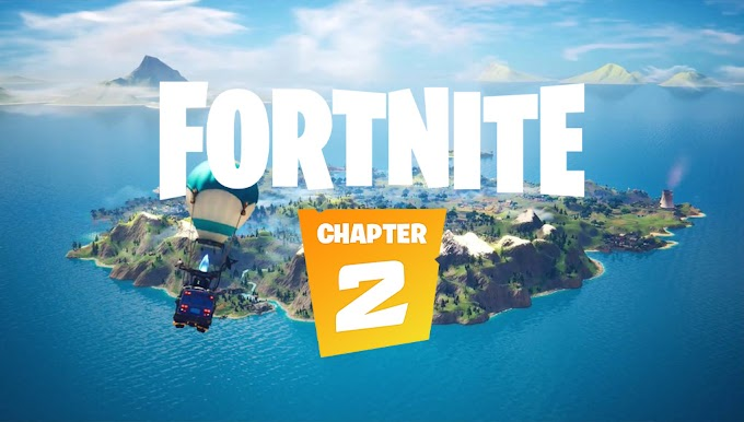 Fortnite Chapter 2 New map!!