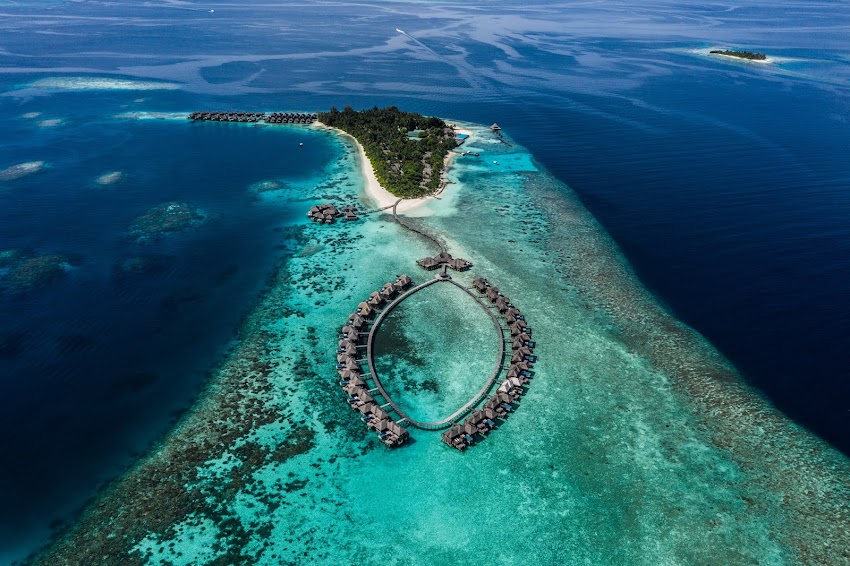 COCO BODU HITHI MALDIVES:MAGICAL PARADISE