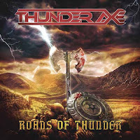 "Ο δίσκος των Thunder Axe ""Roads Of Thunder"""