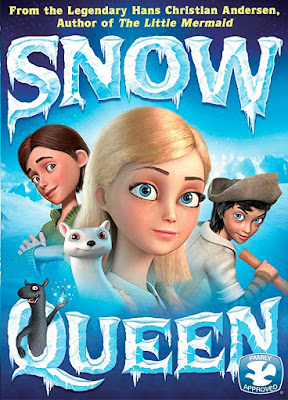 Snow Queen 2012 Dual Audio Hindi 480p Movie Download