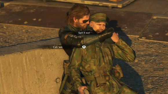 metal gear solid 5 ground zeroes pc screenshot http://jembersantri.blogspot.com 5 Metal Gear Solid V Ground Zeroes CODEX