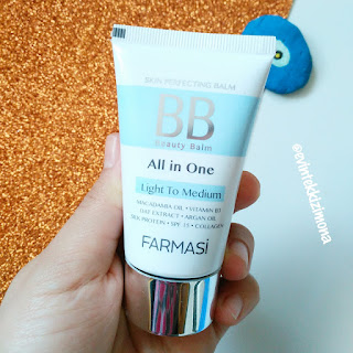 FARMASİ ALL IN ONE BB CREAM -LİGHT TO MEDİUM-