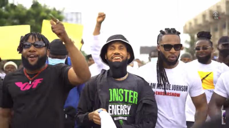 """[Video] Flavour – """"#NewNigeria"""" #Arewapublisize"""