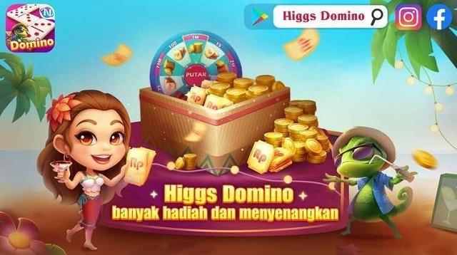 Cara Hack Chip Higgs Domino Island