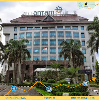 Weekend Night S-News (Stock News) - PT ANTAM (Persero) Tbk.