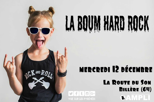 La Boum Hard Rock 2018