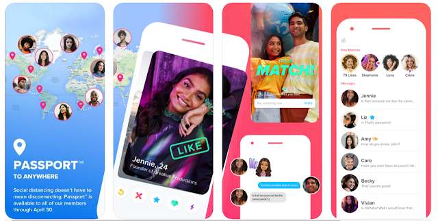 Download Tinder IPA for iPhone latest version