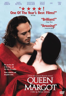 Queen Margot American movie poster
