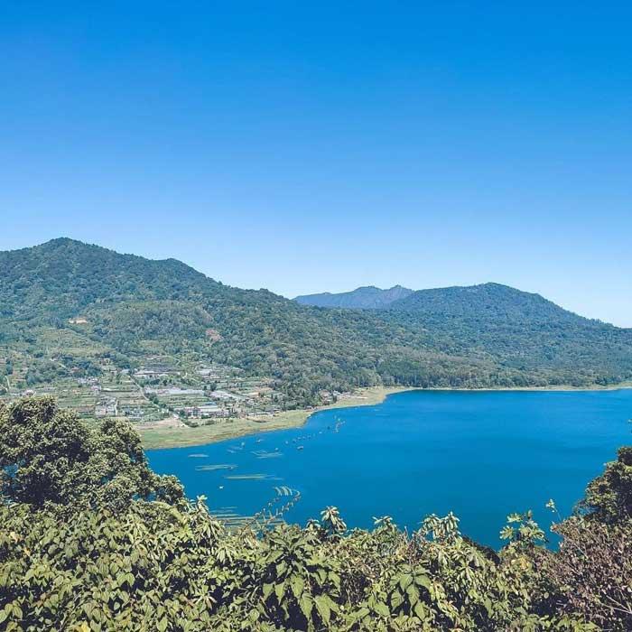 Fasilitas Wisata di Danau Buyan Bedugul