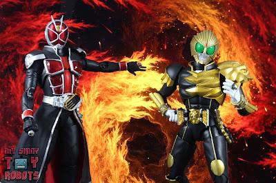 S.H. Figuarts Shinkocchou Seihou Kamen Rider Beast 47