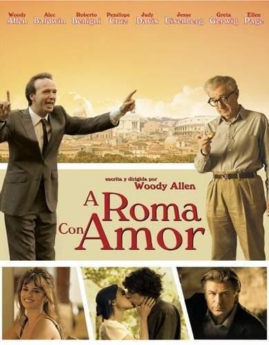 A Roma con amor (2012) [BRrip 1080p] [Latino] [Comedia]