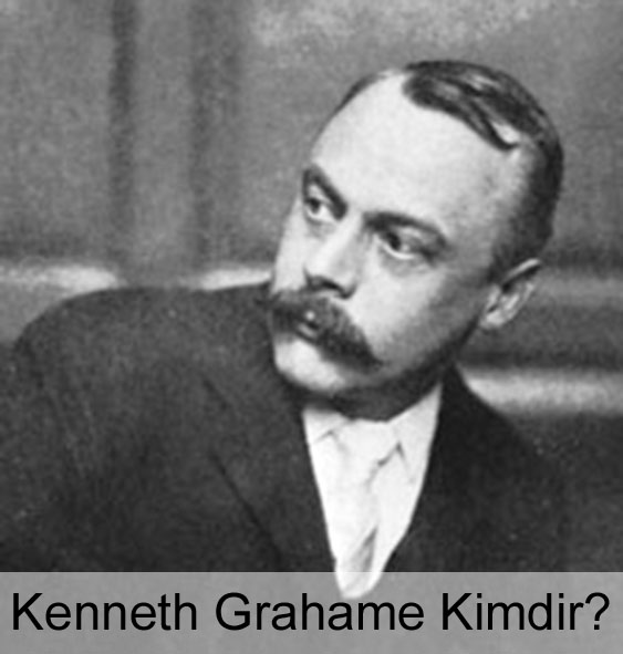 Kenneth Grahame Kimdir?