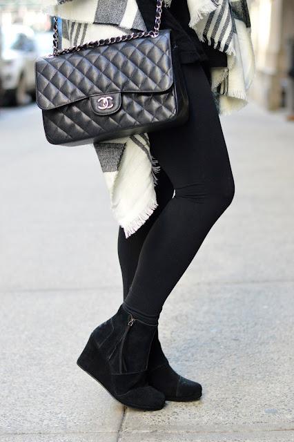 black-wedge-ankle-booties