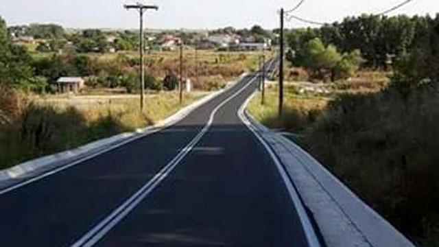 Ολοκληρώθηκε η κατασκευή του δρόμου Πύργος - Λαγός στον Έβρο
