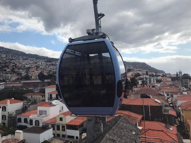 Madeira, Cable Car, Furnicular,