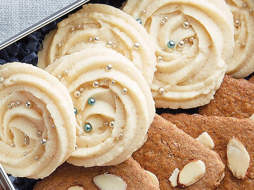 Best Whipped shortbread cookies