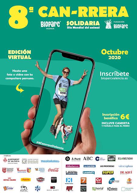 8 CAN-RRERA virtual de BIOPARC Valencia 2020