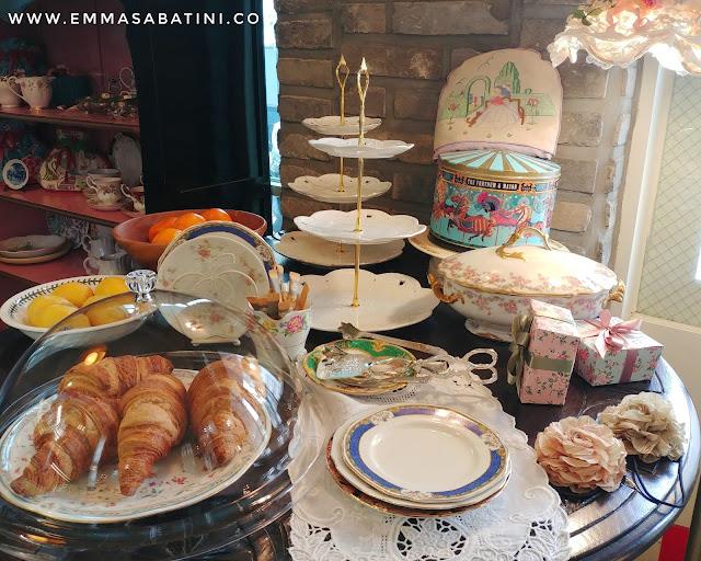 Cafe Blanche, Feel Like a Princess