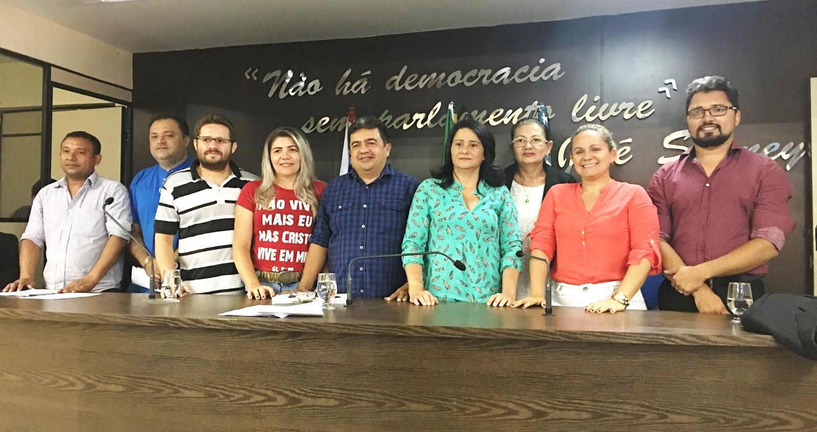 Resultado de imagem para Camara de vereadores de Chapadinha