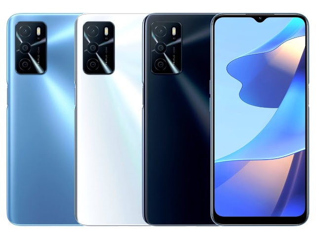 Oppo introduces another low priced smartphone A16 (2021 Model)