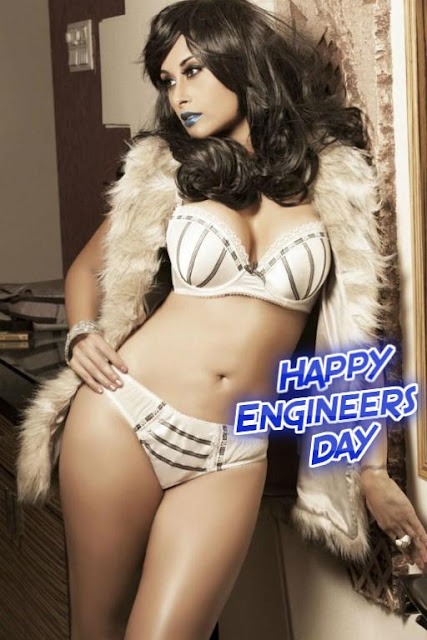 Sexy Model Engineers Day