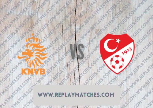 Netherlands vs Turkey -Highlights 07 September 2021