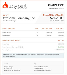 freelance invoice template uk