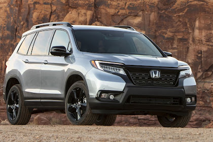 2021 Honda Passport Review, Specs, Price