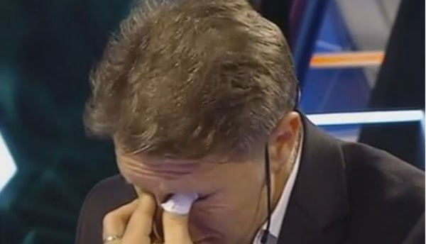 Alejandro Fantino en un difícil momento personal por una gran pérdida