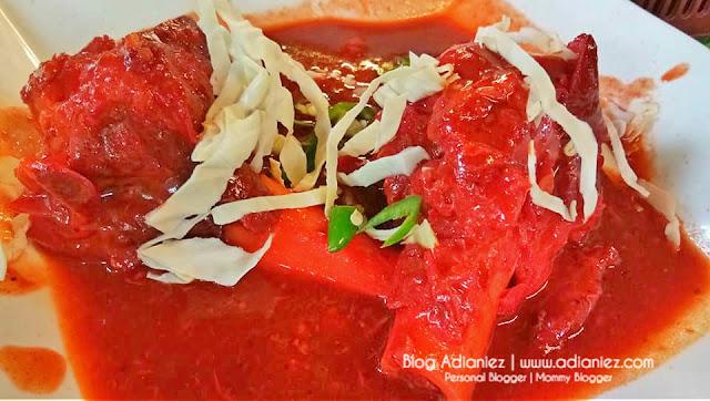 Selera Singapura di Melaka ::::: Dapur Rita - Tulang Merah Power Original